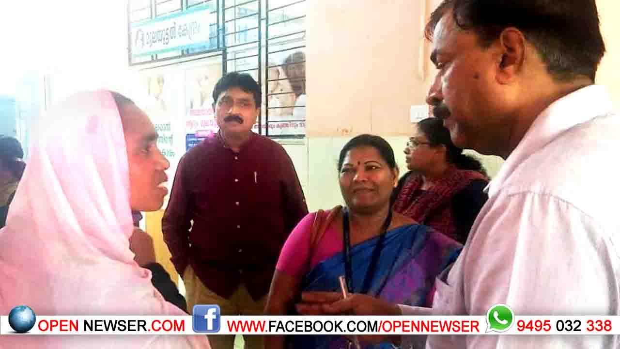 ദേശീയ മനുഷ്യാവകാശ കമ്മീഷന്  ജില്ലയില് പര്യടനം തുടങ്ങി
