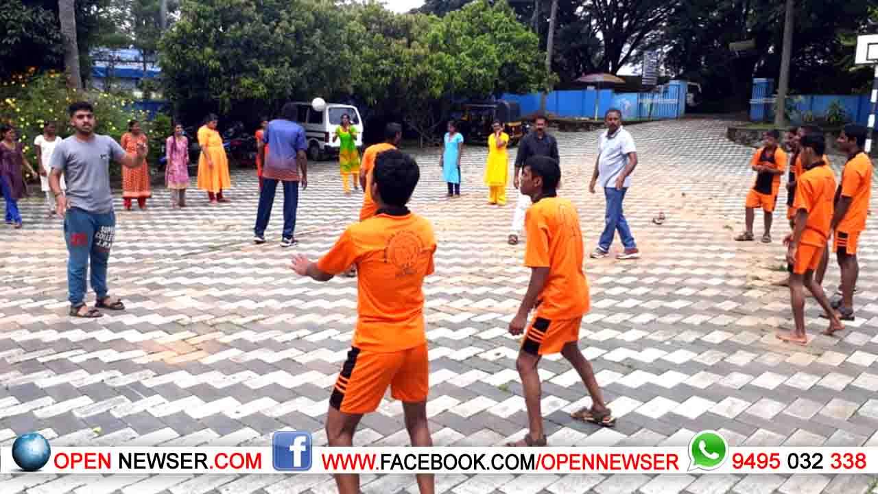 സ്പെഷല് സ്കൂള് സംസ്ഥാന വോളിബോള് ചാമ്പ്യന്ഷിപ്പ് പുല്പ്പള്ളിയില്